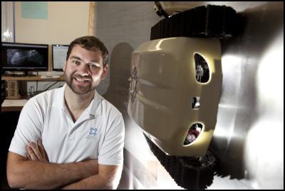 Invert Robotics CEO James Robertson