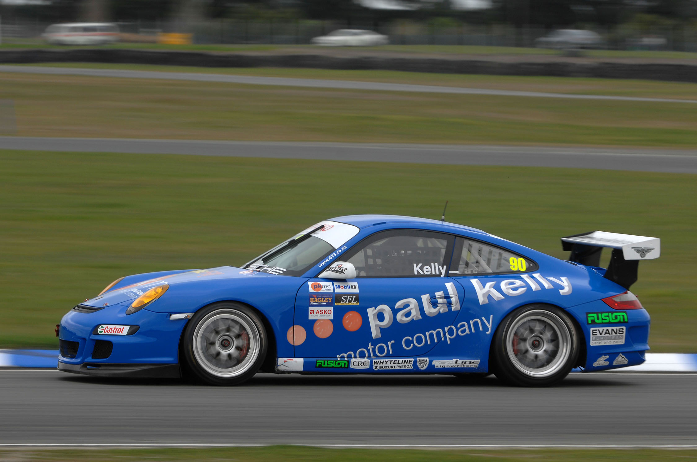 Exciting Cars And Top Drivers Open New Season At Teretonga   Scoop News