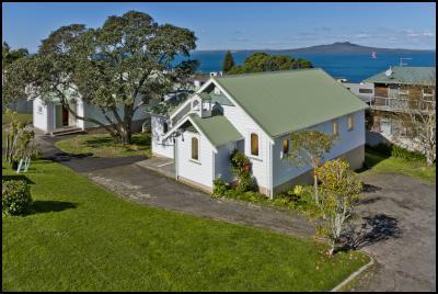 Gereja Presbiterian di Castor Bay, Selandia Baru. Foto: scoop.co.nz