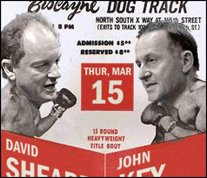 John Key, David