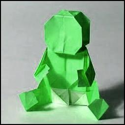green paper on vulnerable children, baby, origami