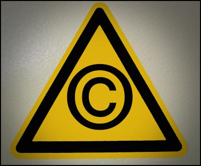 copyright, copywrong, warning