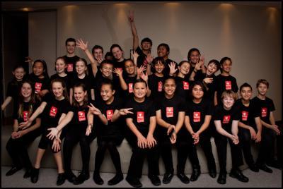 Variety Voices 2012 Crew