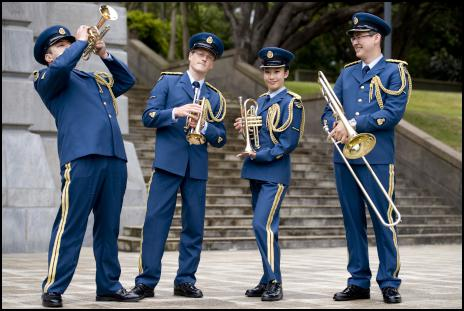 60-piece RNZAF Band to perform military classics in Nelson, Westport, Greymouth and Wigram