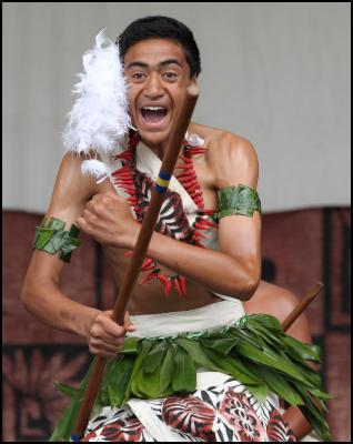 Tongan Warrior - St Peter's College (Day 4)