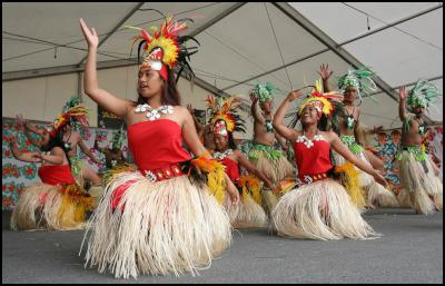 Polyfest 2013: Cook Island Style - Sir Edmund Hilary Collegiate (Day 4)