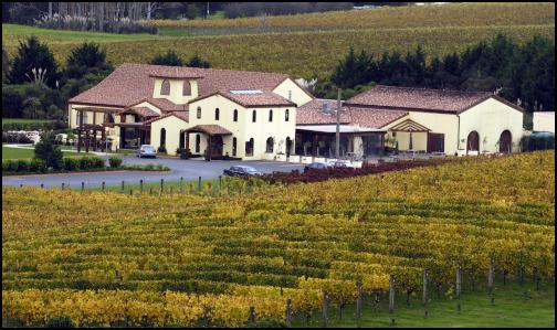 Landmark winery and hospitality venue Ascension Wine Estate – on the market for sale by receivers.