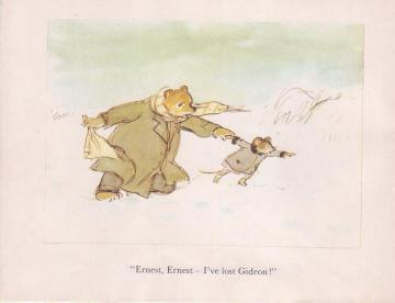 Classics Ernest And Celestine Werewolf