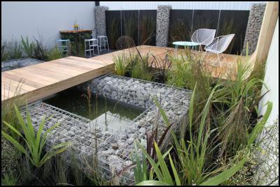 Hamilton Designer Takes Top Honours In Landscape Award Scoop News - garden design images nz