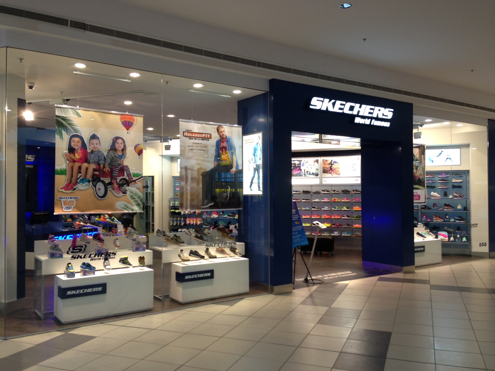 skechers nz stores