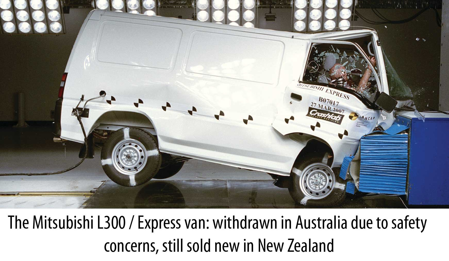 Deathtrap Vehicles Banned In Australia Promoted In Nz