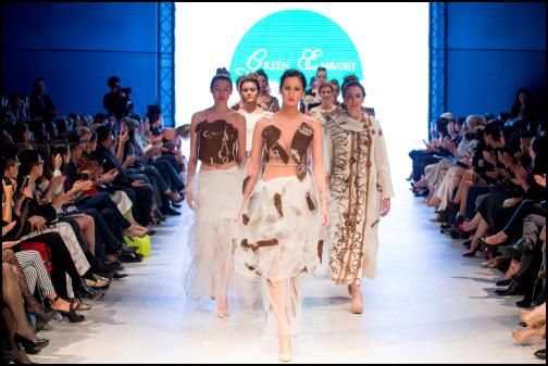 International Designers To Runway At Nz Eco Fashion Event Scoop News