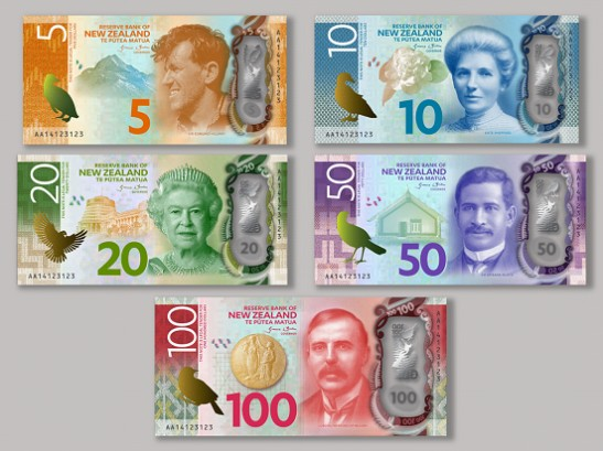 Rbnz Releases Brighter Money Designs
