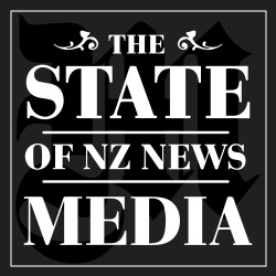 The State Of The NZ News Media - Logo