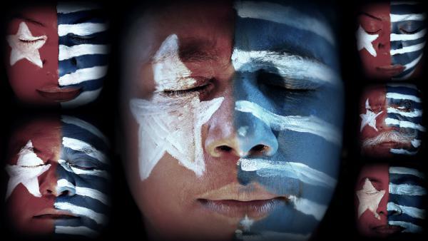 Photo by Rohan Radheya - Eyes Shut : West Papuan Exciles ©  Rohan Radheya 2015