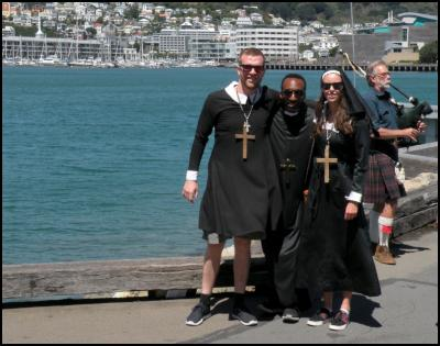 wellington sevensnuns, priests