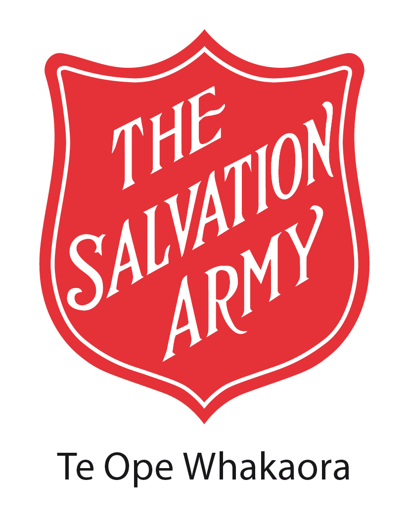 The Salvation Army Red Shield brand
