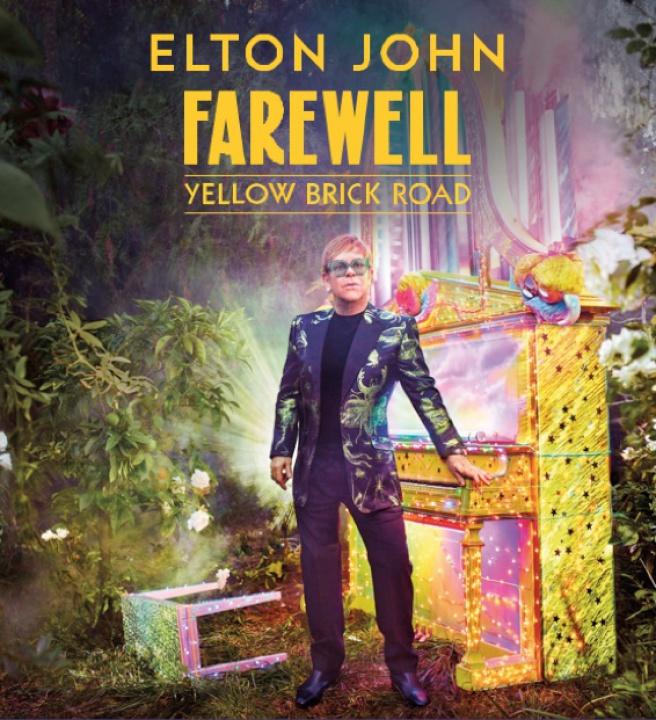 Elton John Bids Farewe...