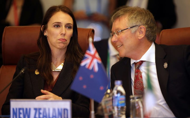 New Zealand releases text of revised Pacific trade deal