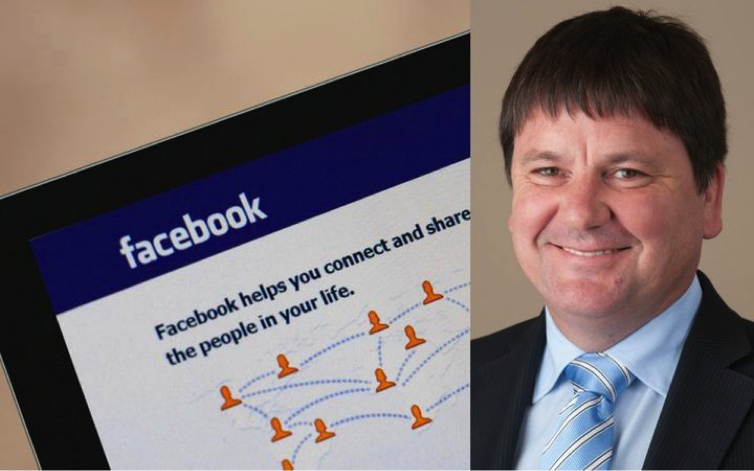 New Zealand's privacy commissioner deletes his Facebook account