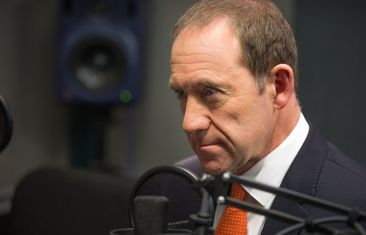 Justice Minister Andrew Little has been trying to get a better understanding of Australia's extradition rules on alleged offenders. Photo: RNZ / Claire Eastham-Farrelly