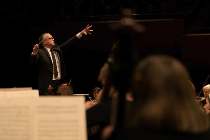Orchestra Wellington's music director Marc Taddei is conducting Verdi's magnificent Requiem.