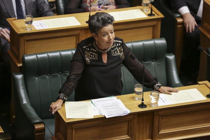 Paula Bennett in the House. (File photo) Photo: RNZ / Richard Tindiller