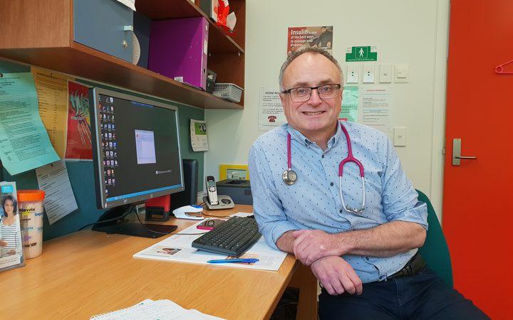 Dr Bryan Betty of Porirua Union and Community Health