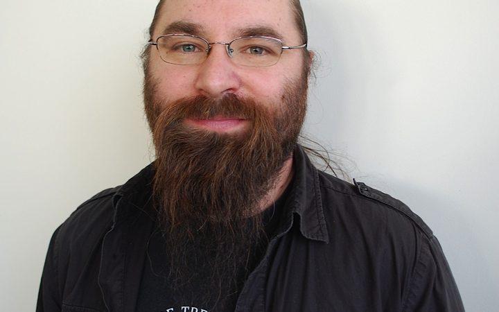 Insomnia Security consultant Adam Boileau.
