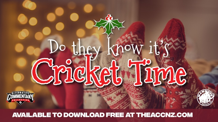 Do They Know Its Christmas Time.Do They Know It S Cricket Time Acc Release Christmas Album