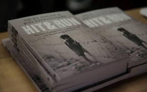 Hit & Run books