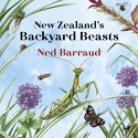 Book cover: New Zealand's Backyard Beasts