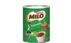 A big container of Milo