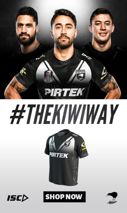 716a6a69b32 A true sport performance brand, ISC developed the jersey in collaboration  with New Zealand Rugby League. It was imperative to both organisations that  the ...