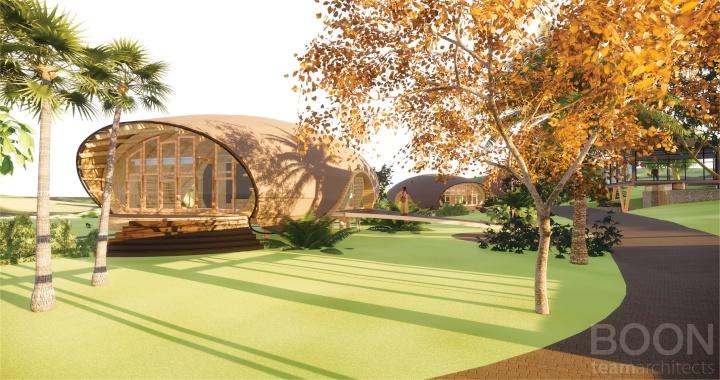 Green School New Zealand build underway | Scoop News
