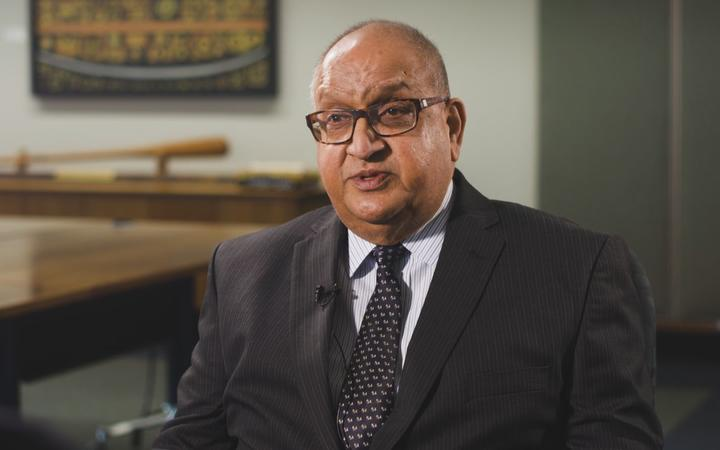 Sir Anand Satyanand