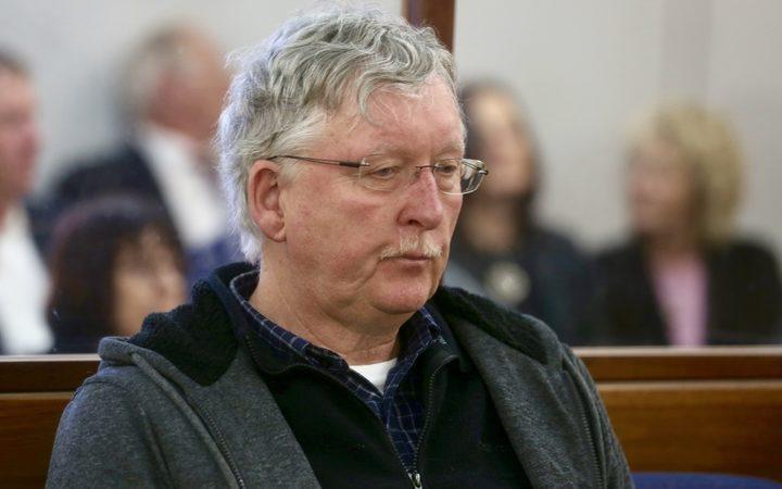 David Scott in court