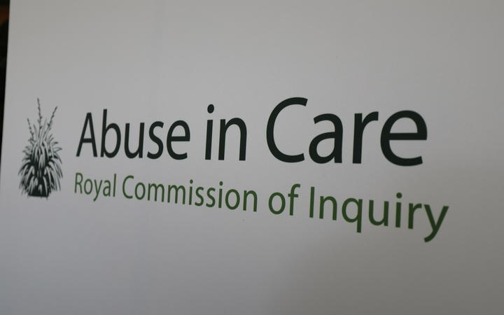 a sign for the abuse in care royal commission of inquiry