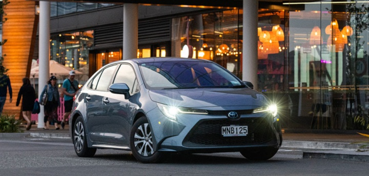 New Corolla Family Additions Style Safety And Efficiency
