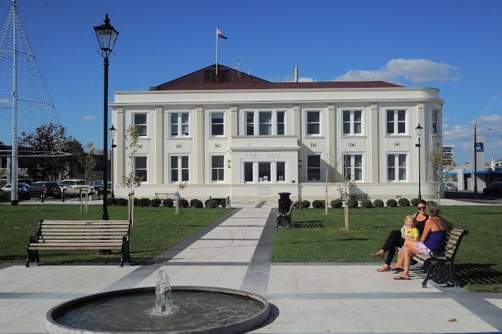 Masterton town hall