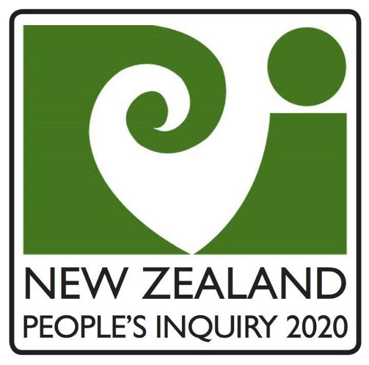 The People's Inquiry 2020 Te Uiuinga a te Tāngata