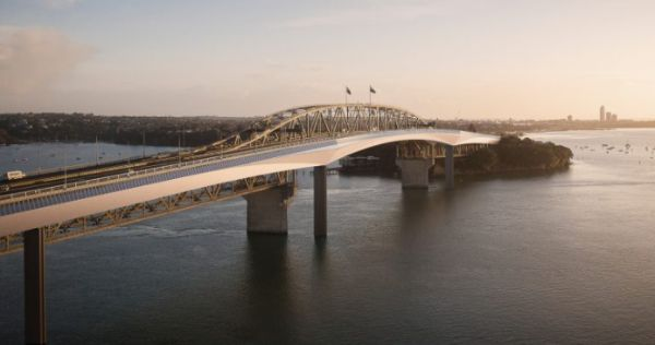 The Problem With Auckland's $685m Cycle Bridge | Scoop News